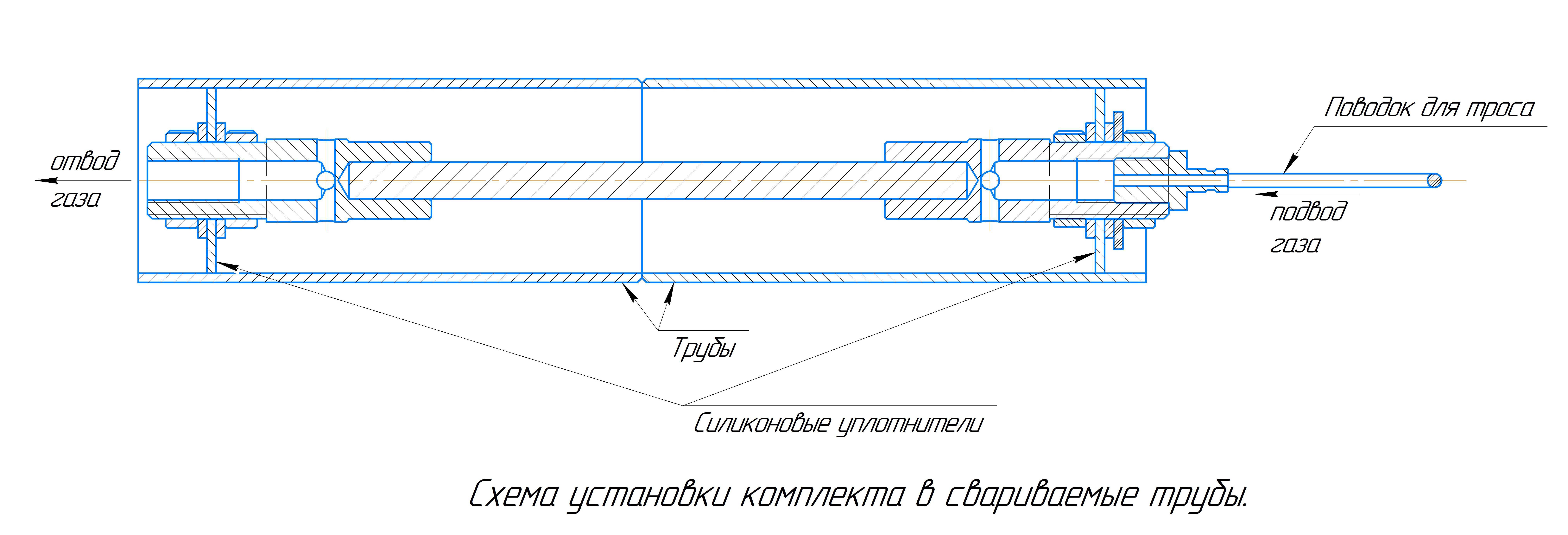 C5905 для труб диаметром 40-120мм