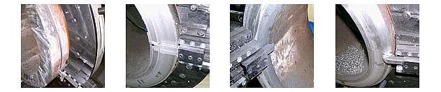 Пример обработки трубы